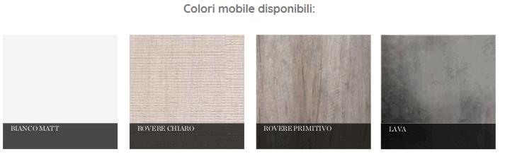colori del mobile